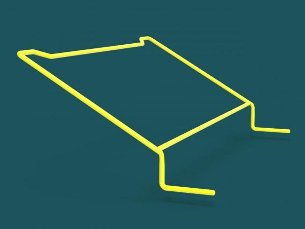 Displaybracket Mono Neon Yellow